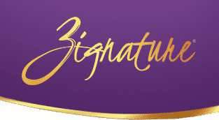 zignature pet food logo